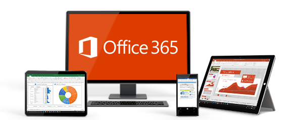 Access Microsoft Office 365 anywhere, anytime.